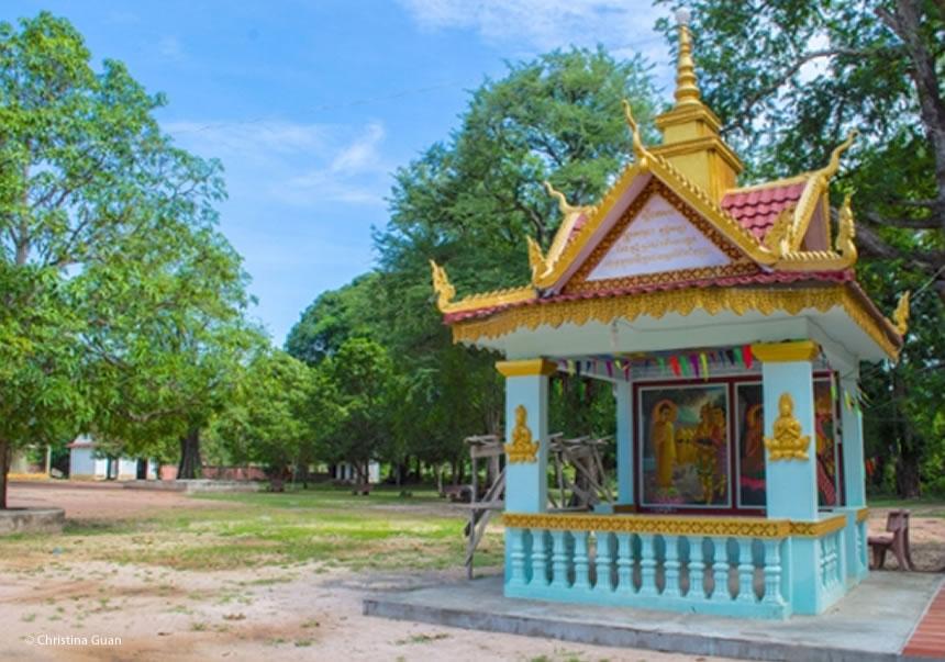 Kampong Tralach