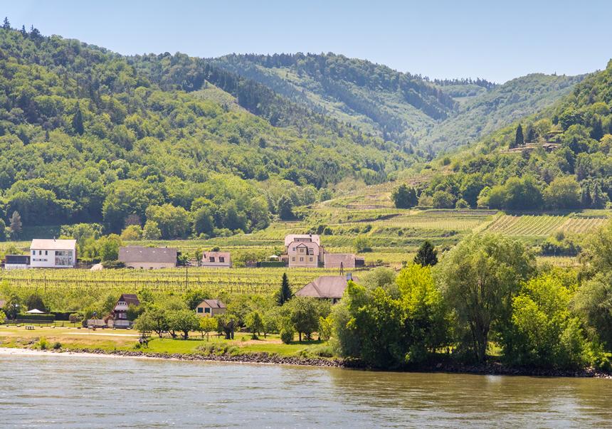 Valle del Wachau