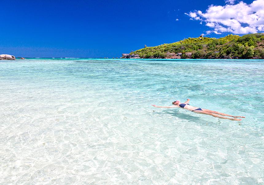 Isla La Moyenne