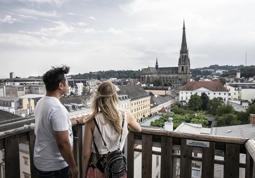 Linz, Centro ciudad