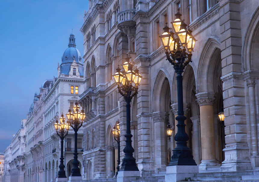 Viena, Ayuntamiento
