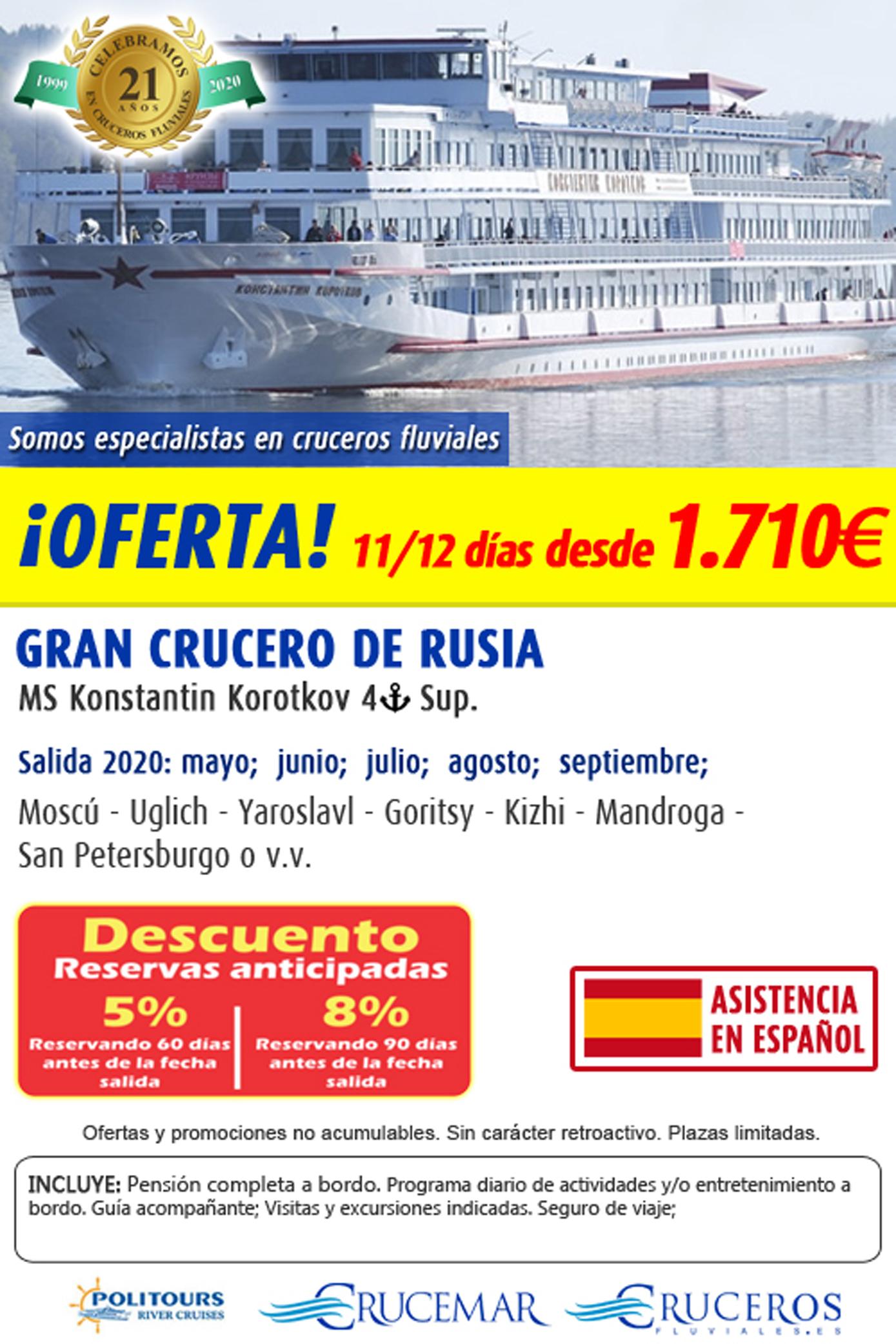 Gran Crucero de Rusia