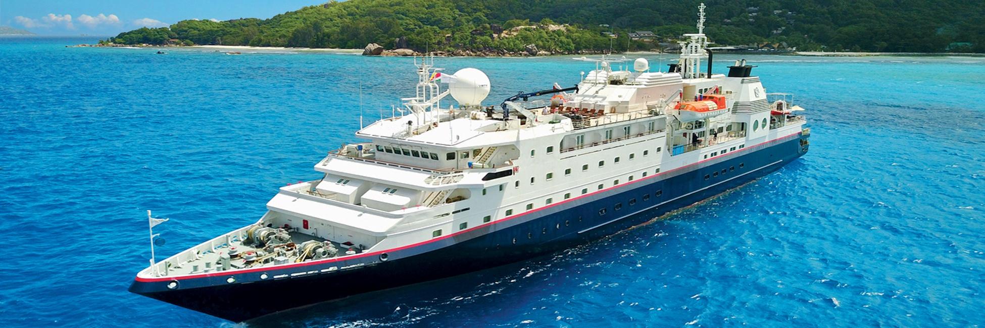 MV La Belle des Oceans