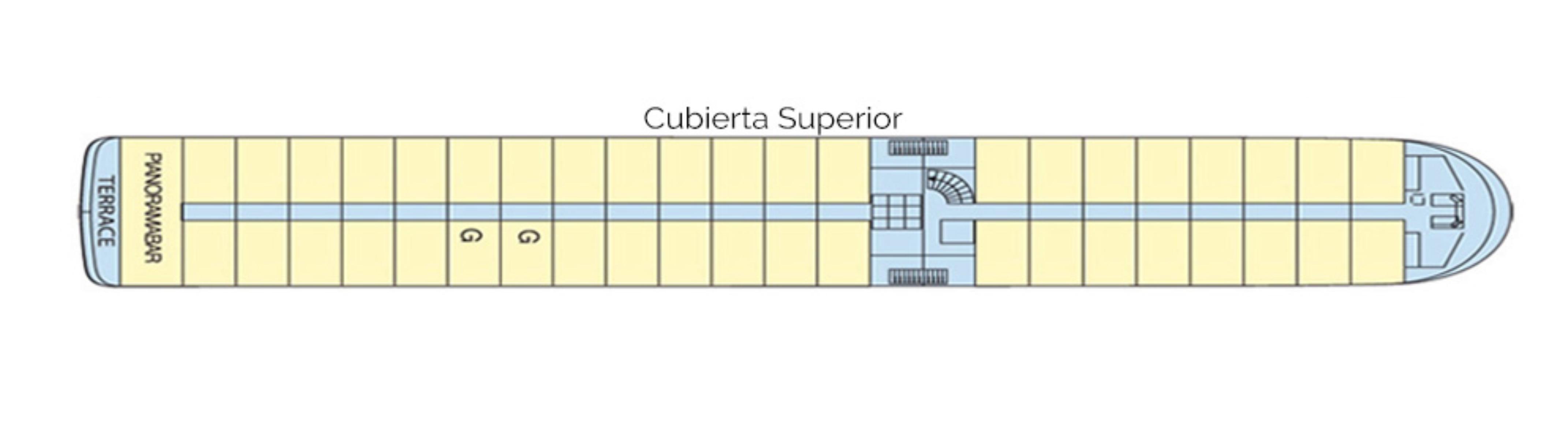 Cubierta Superior