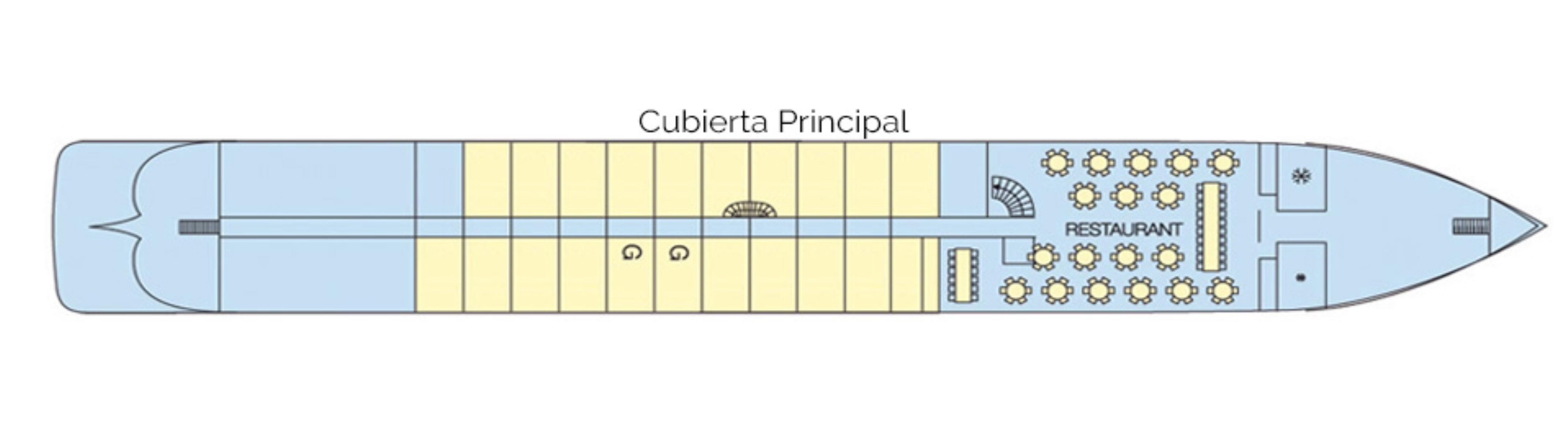 Cubierta Principal
