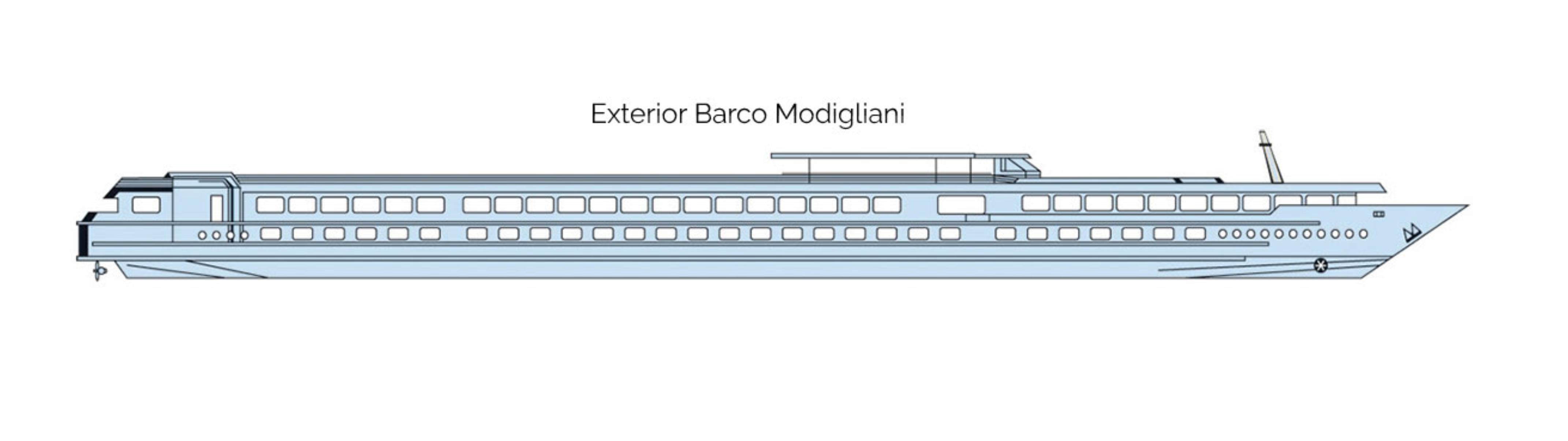 Exterior del Barco