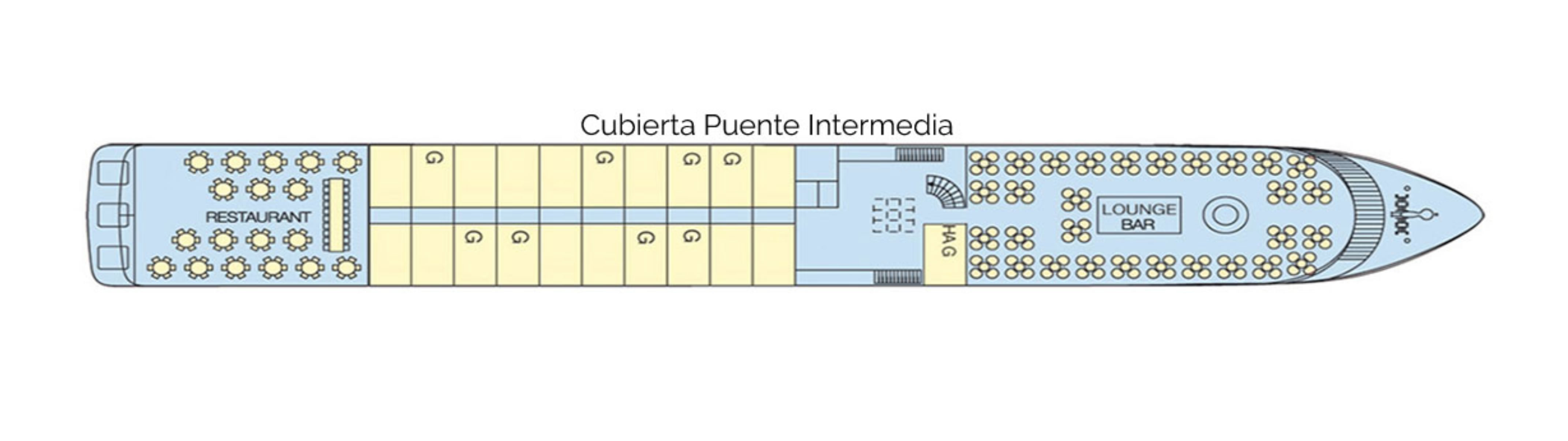 Cubierta Puente Intermedia