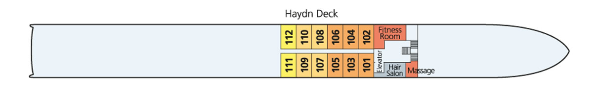Haydn Deck Amadeus Brilliant
