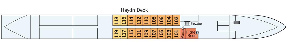 Haydn Deck Amadeus Imperial