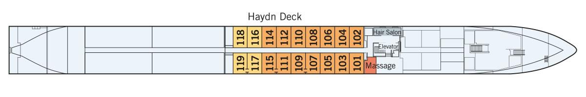 Haydn Deck Amadeus Queen