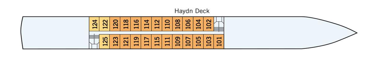 Haydn Deck Amadeus Rhapsody