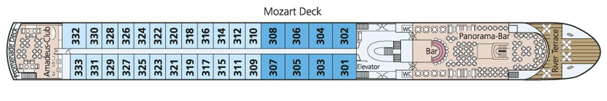 Mozart Deck Amadeus Brilliant