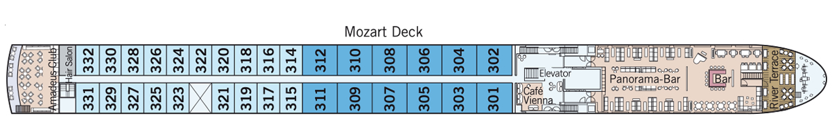 Mozart Deck Amadeus Imperial