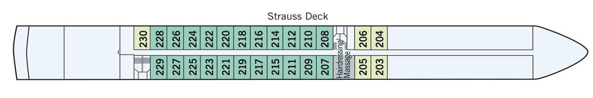 Strauss Deck Amadeus Rhapsody