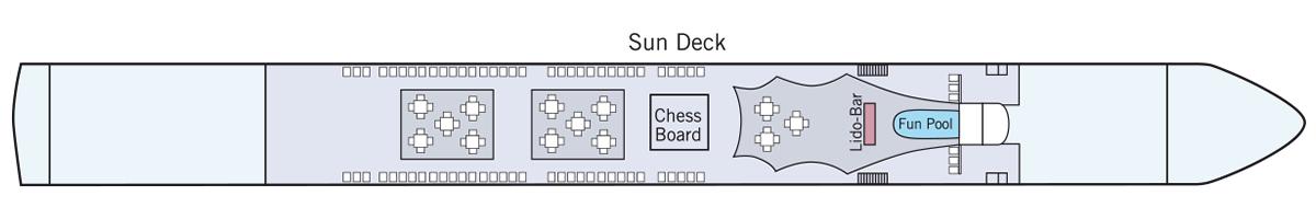 Sun Deck Amadeus Classic