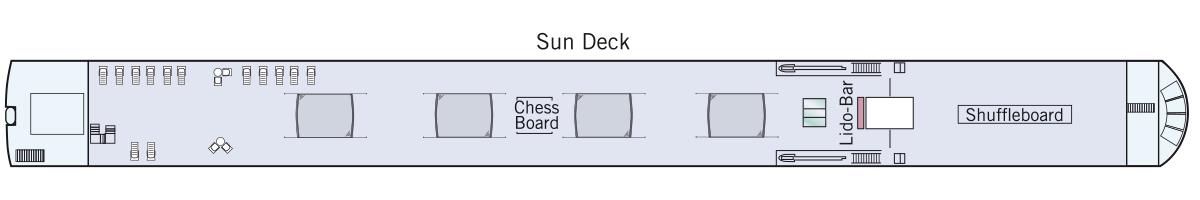 Sun Deck Amadeus Imperial