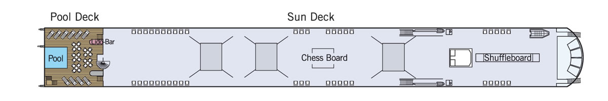 Sun Deck Amadeus Provence