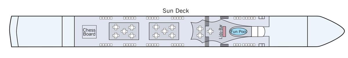 Sun Deck Amadeus Rhapsody