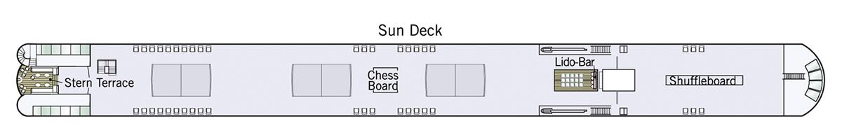 Sun Deck Amadeus Star