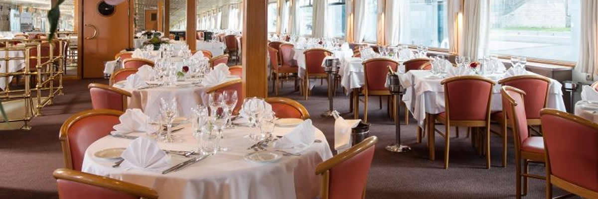 Seine Princess, restaurante