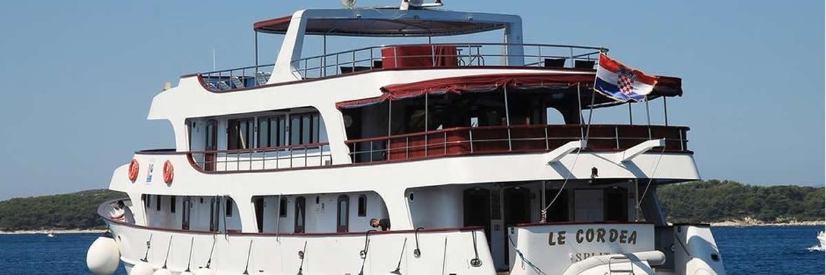 Barco M/Y Le Cordea