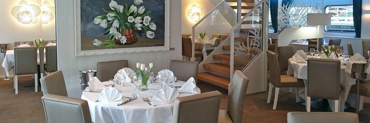 MS Gil Eanes, restaurante