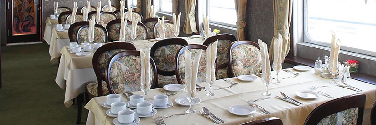 MS Krasin Restaurant BD