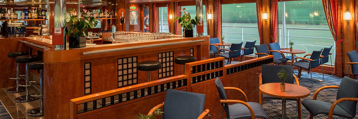 MS Maxima, Panorama bar