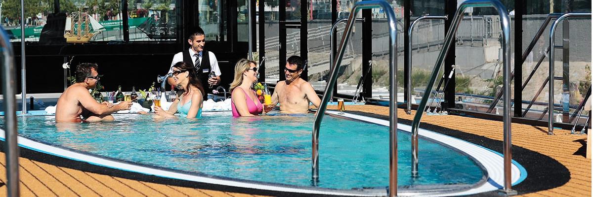 AmaSonata, piscina