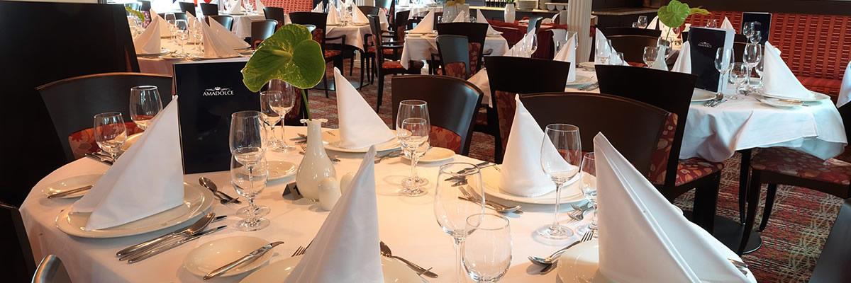 AmaDolce, restaurante