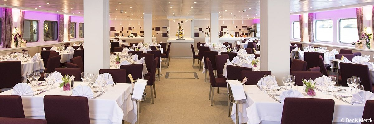 MS Miguel Torga, restaurante