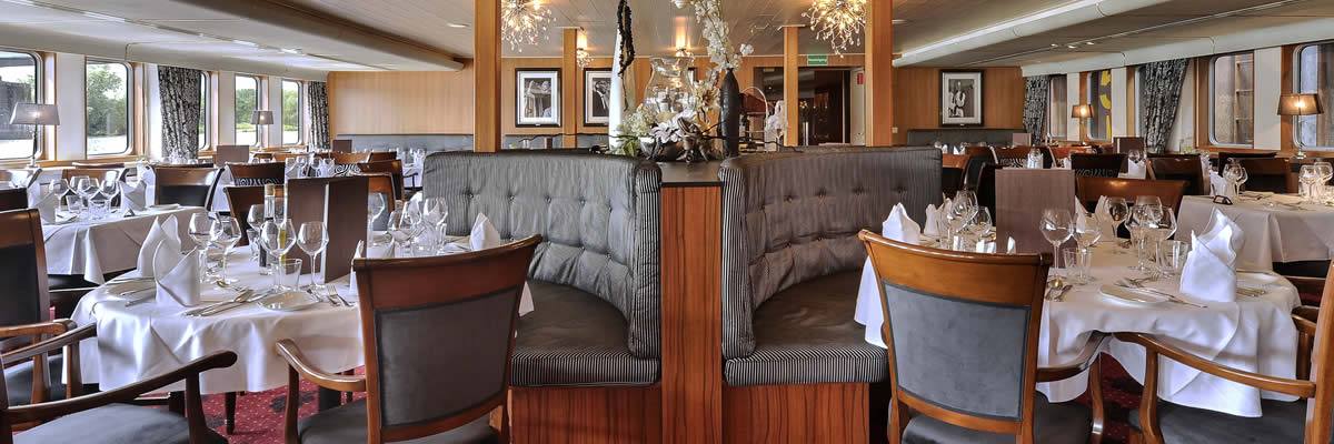 MS Crucevita, Restaurante