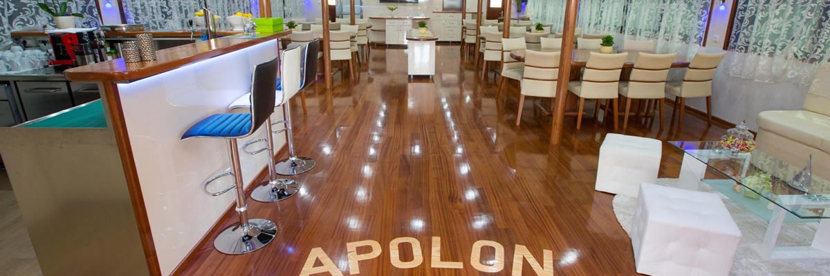 MS Apolon, Restaurant
