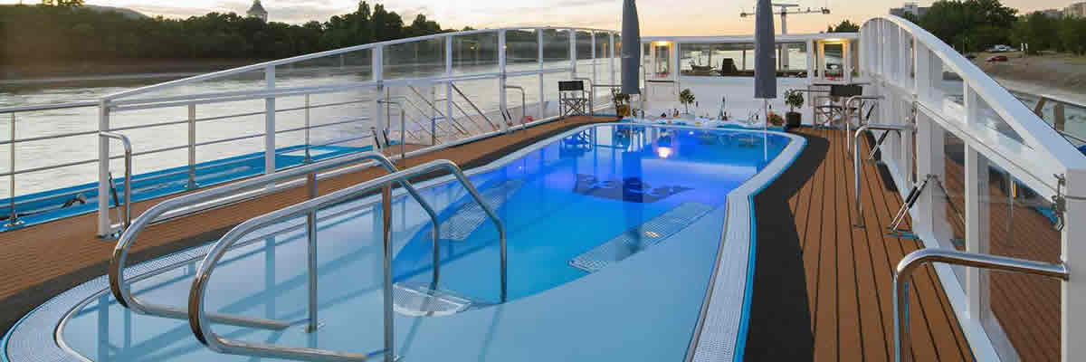 AmaMora, piscina