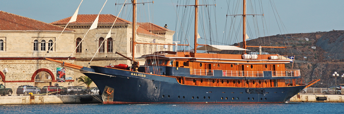 MS Galileo, Syros
