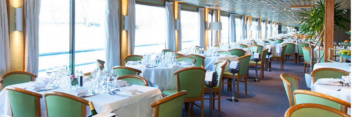 MS Botticelli, restaurante