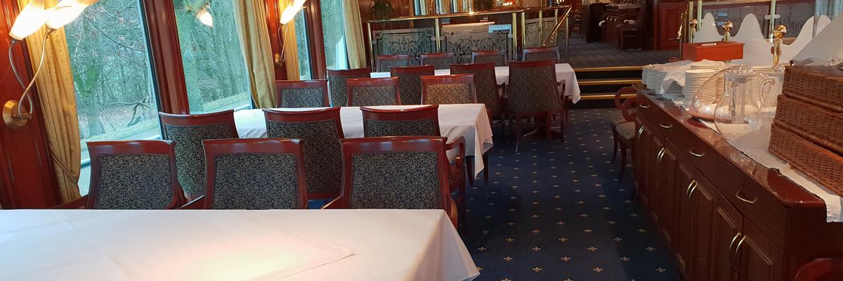 MS Dutch Melody, restaurante