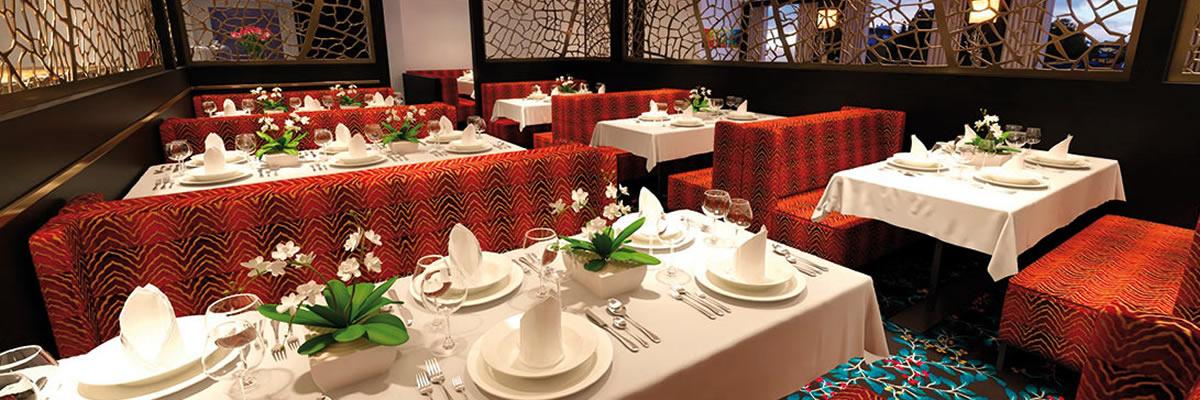 AmaMagna, restaurante