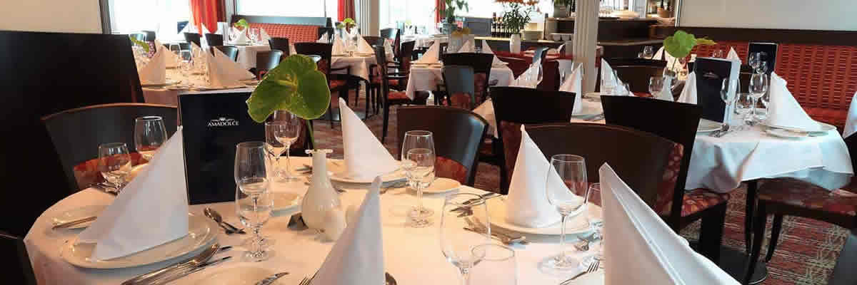 AmaDante, restaurante