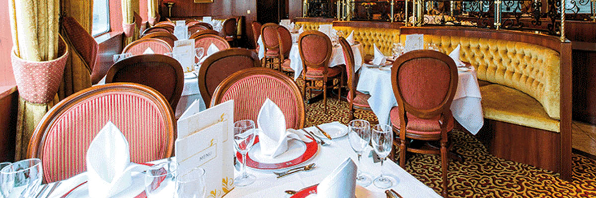 Swiss Ruby, restaurante