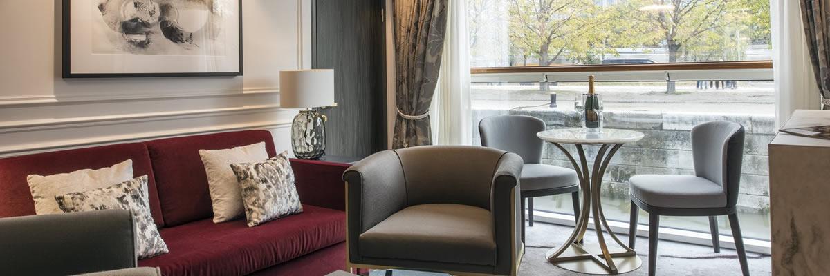 Crystal Ravel, Penthouse con balcón ventana panorámica (CP)