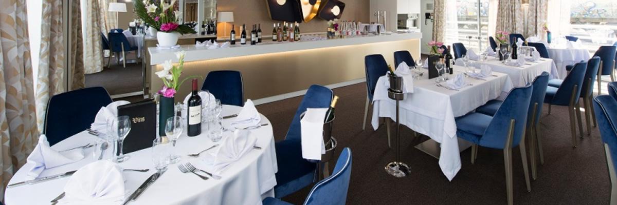 MS Symphonie, salón restaurante