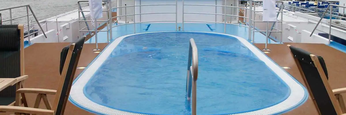 AmaBella, piscina
