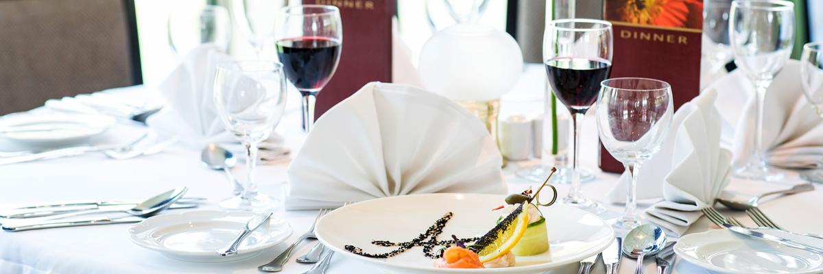 Amadeus Classic, Restaurante Panorama