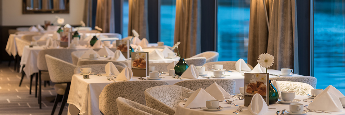 Amadeus Diamond, Panorama Restaurante
