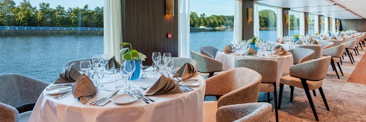 Amadeus Imperial, Restaurante