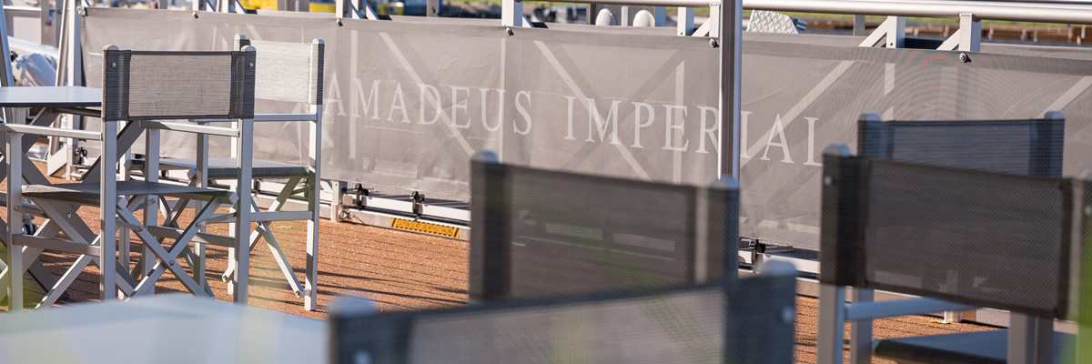 Amadeus Imperial Sun deck
