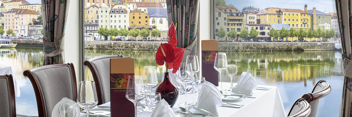 Amadeus Rhapsody, Panorama Restaurante