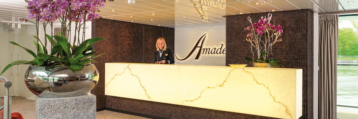 Amadeus Silver II, recepción
