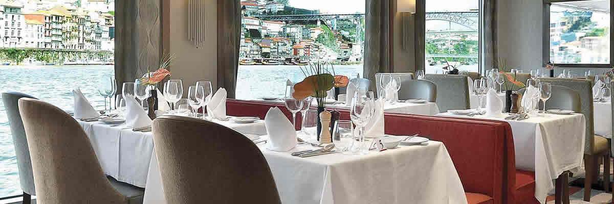 AmaDouro, restaurante